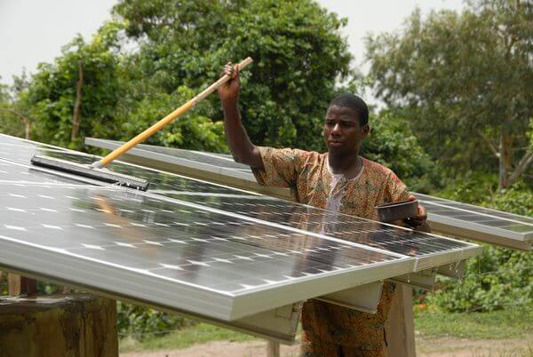 Нигерия энергетика
