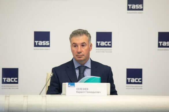 Пресс-конференция Кирилла Селезнева – члена Правления ОАО «Газпром», генерального директора ООО «Газпром межрегионгаз»